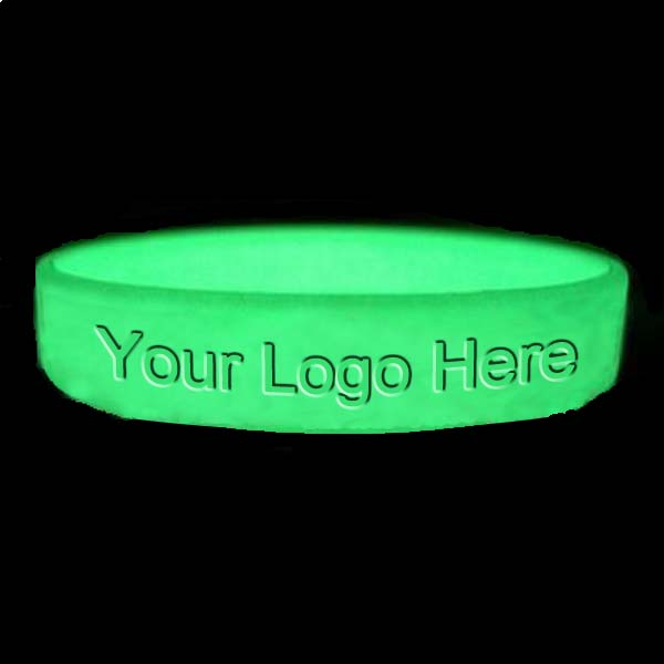 WHOLESALE SILICONE BRACELETS - CUSTOM LAPEL PINS : EMBROIDERED